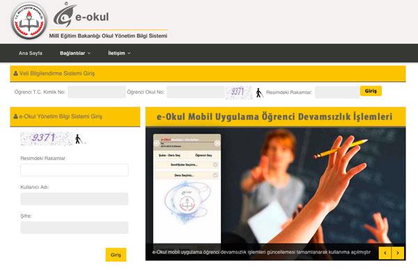 e okul veli bilgilendirme sistemi 2016 teog sonuçları açkılandı