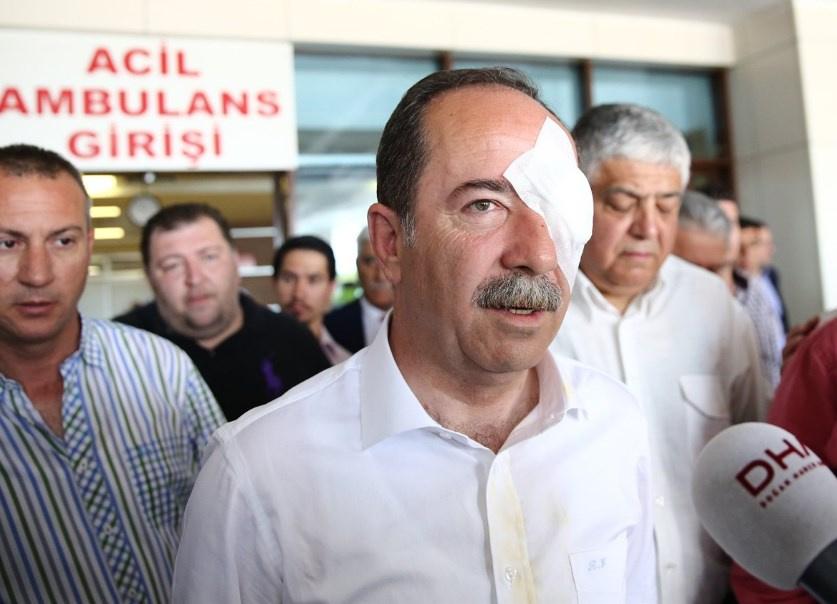 Son dakika: Edirne Belediye Başkanı'na saldıran kişi tutuklandı