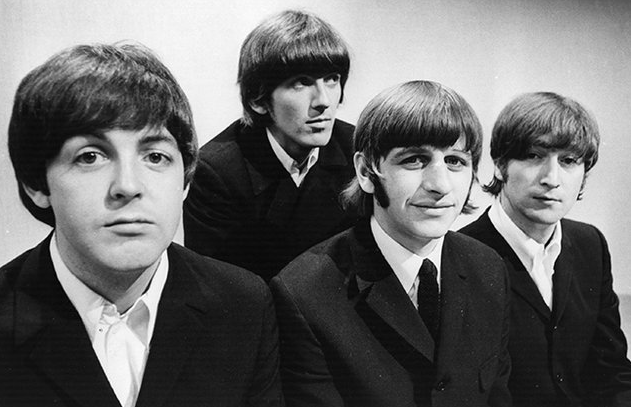 The beatles and ı love her