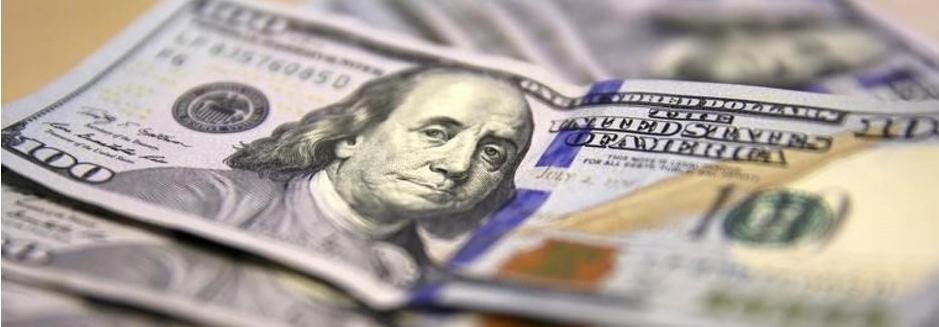 dolar kuru bugün 2.87 lirayı aştı