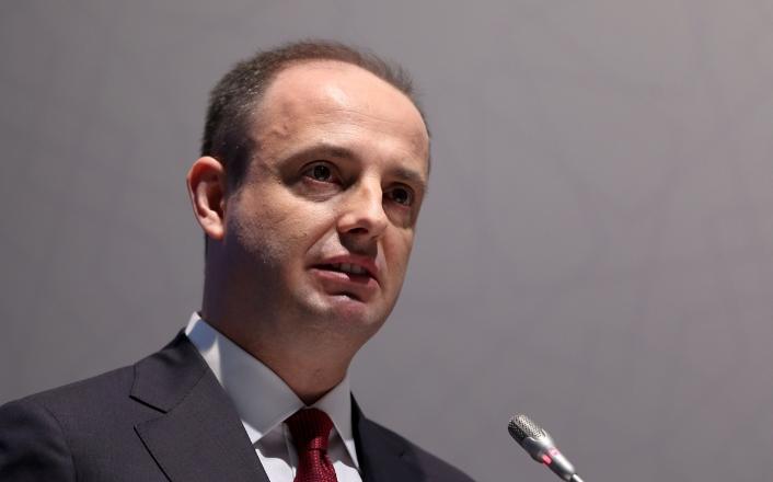 Merkez Bankası Başkanı Murat Çetinkaya fotoğrafları
