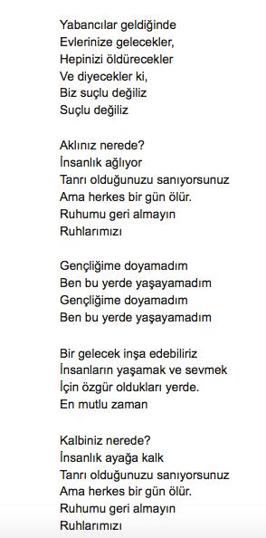 eurovision 2016 birincisi jamala şarkı sözleri türkçe manası