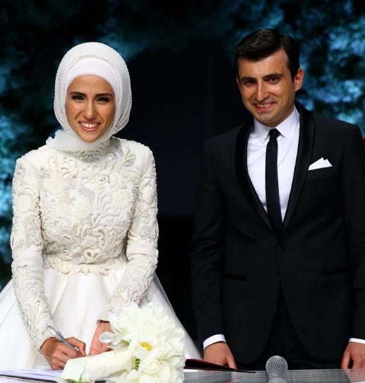 Sümeyye Erdoğan'ın düğününün bilinmeyenleri
