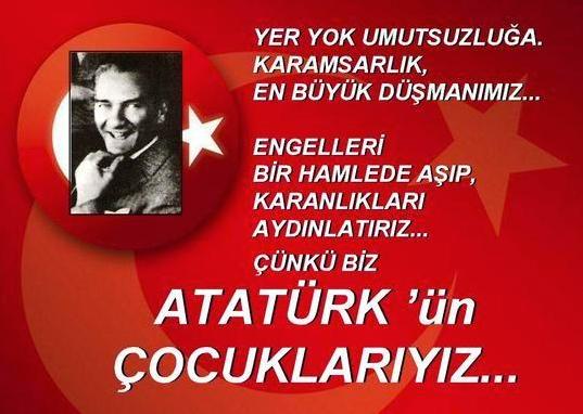 19 Mayıs mesajları Atatürk'ün unutulmaz 19 mayıs sözleri