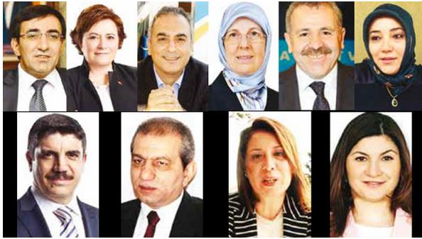 Yeni kabine listesi sürprizlerle dolu yeni bakanlar kimler?