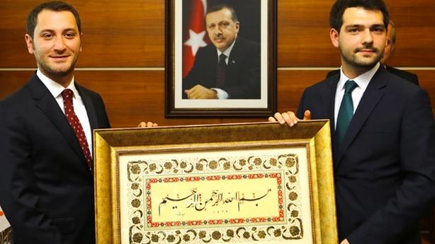 zafer çubukcu kimdir erdoğan'ın en genç danışmanı yaşı kaç