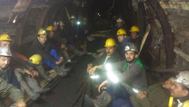 Kilimli maden grevi son durum işçilerden haber alınamıyor