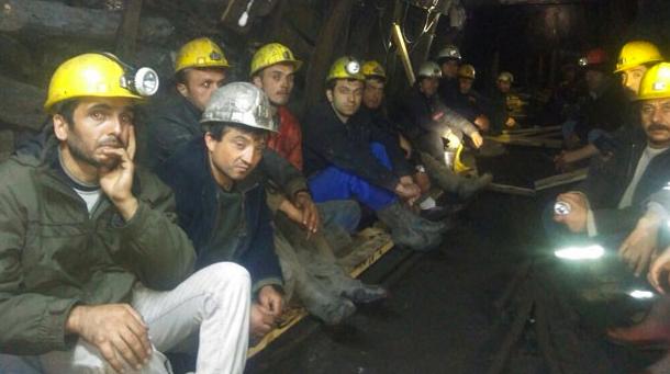 kilimli madenci grevi son dakika gelişmeleri