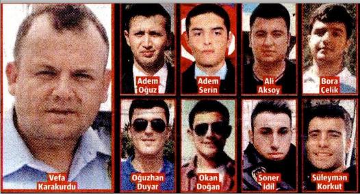istanbul patlaması şehitlerin isimleri kimlikleri
