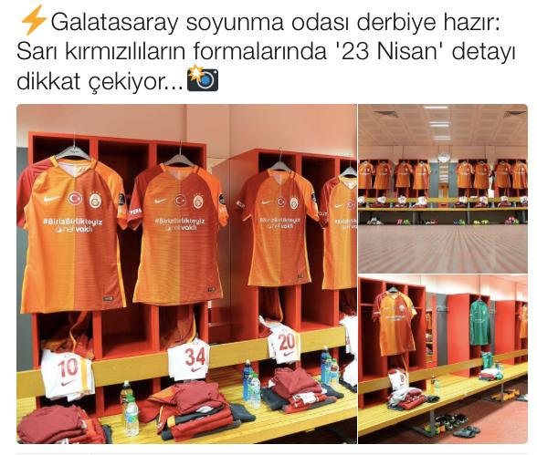 Galatasaray Fenerbahçe derbisi