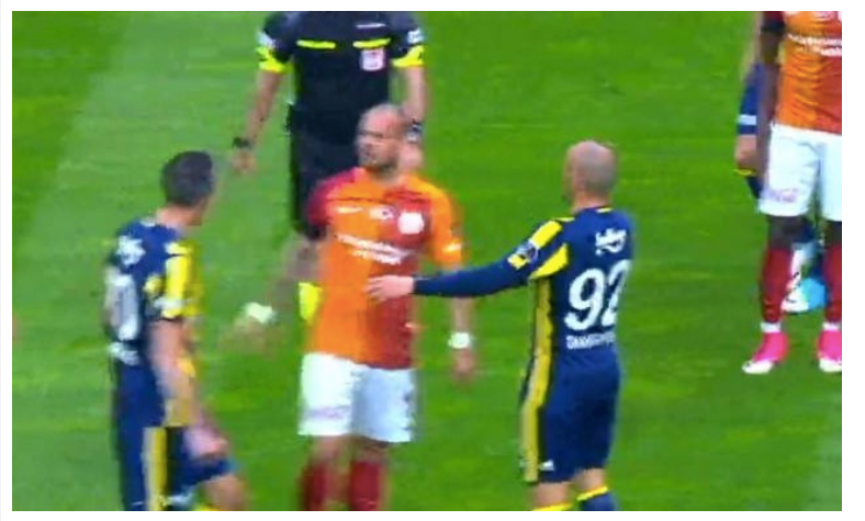 Galatasaray ile Fenerbahçe