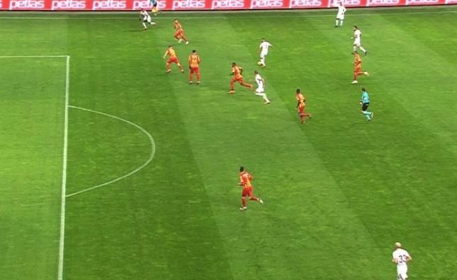 Kayserispor – Galatasaray
