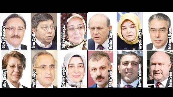 erdoğan başdanışmanları kim, erdoğan danışmanları kimdir
