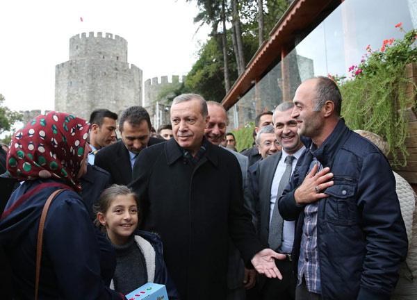 erdoğan rumelihisarı