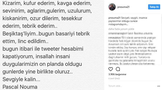 Pascal Nouma, Fenerbahçe