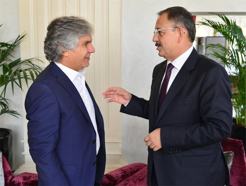 Mehmet Özhaseki, Hadi Özışık