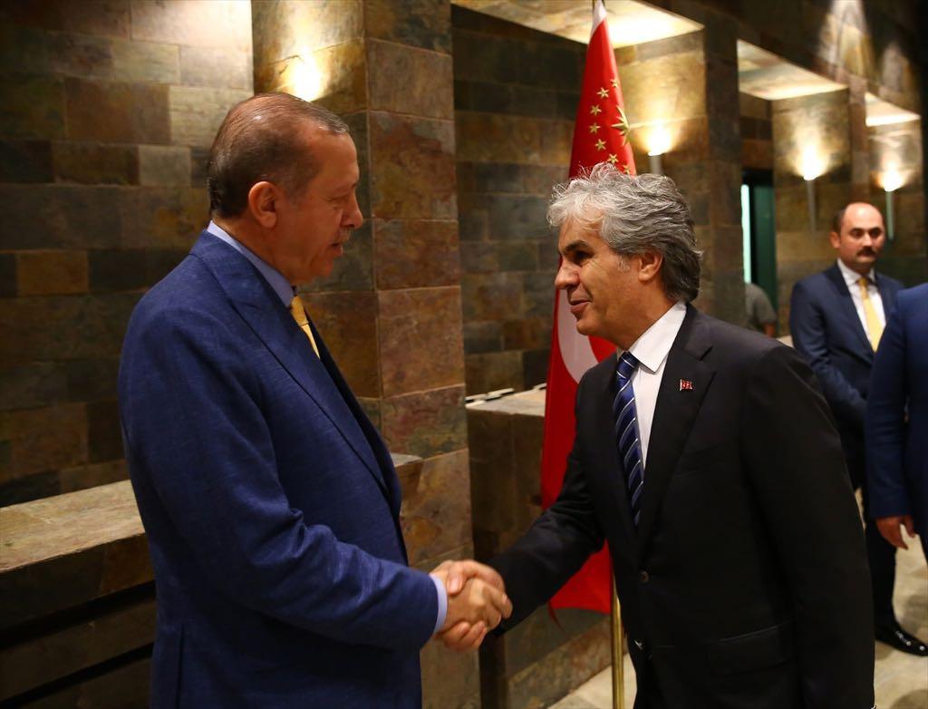 Tayyip Erdoğan Hadi Özışık