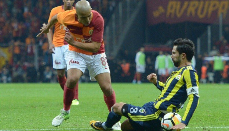 Galatasaray- Fenerbahçe derbi