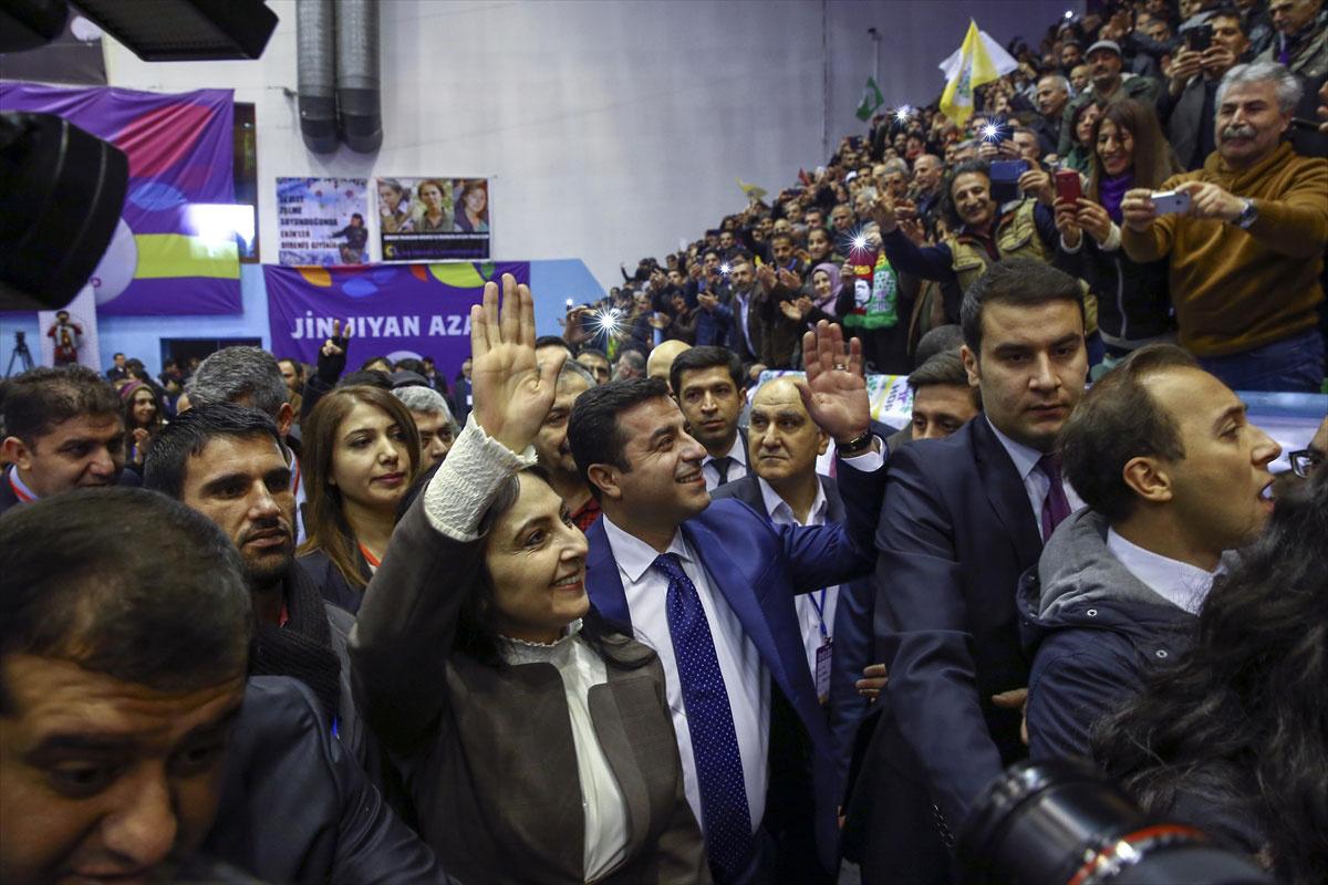 HDP 2. Olağan Büyük Kongresi flaş gelişme
