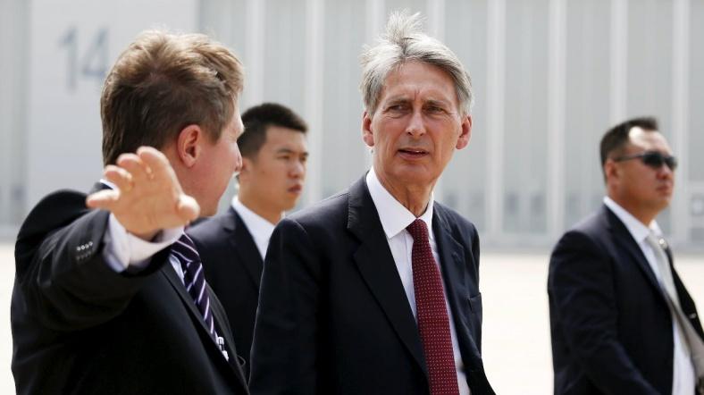 İngiltere Dışişleri Bakanı Philip Hammond