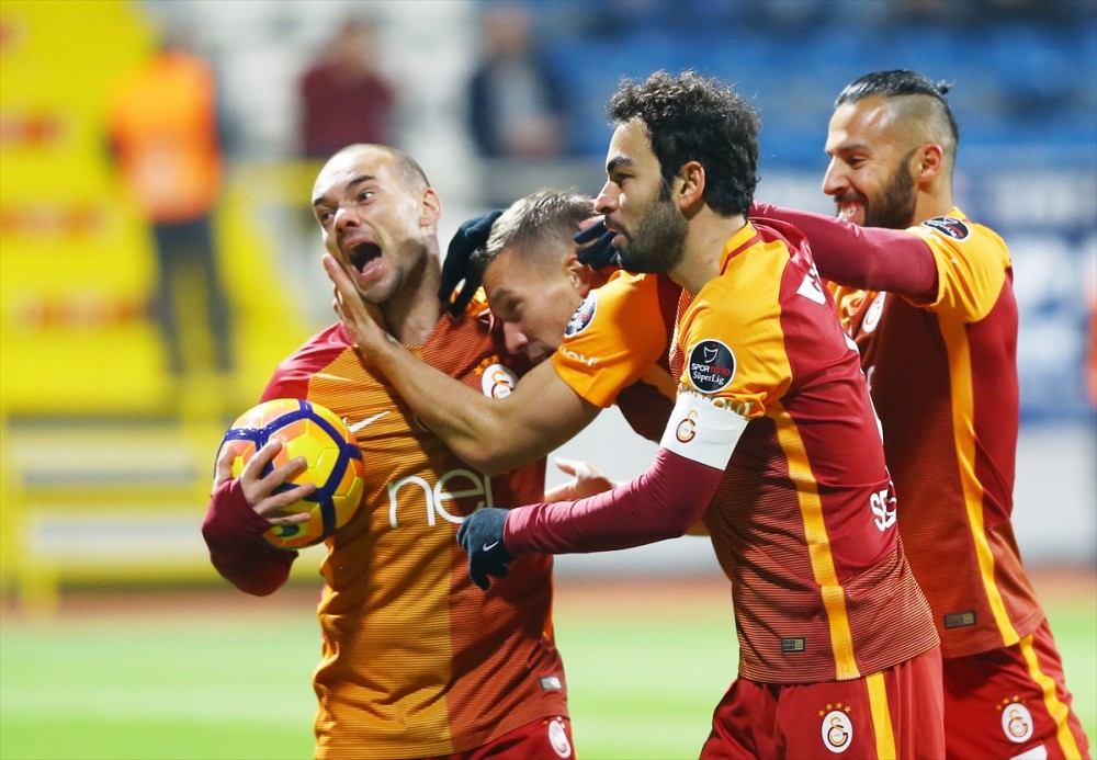 Kasımpaşa Galatasaray