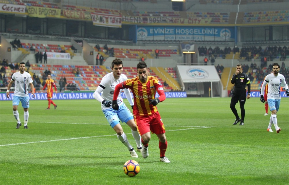 Kayserispor Trabzonspor