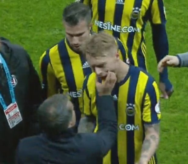 Beşiktaş-Fenerbahçe derbi