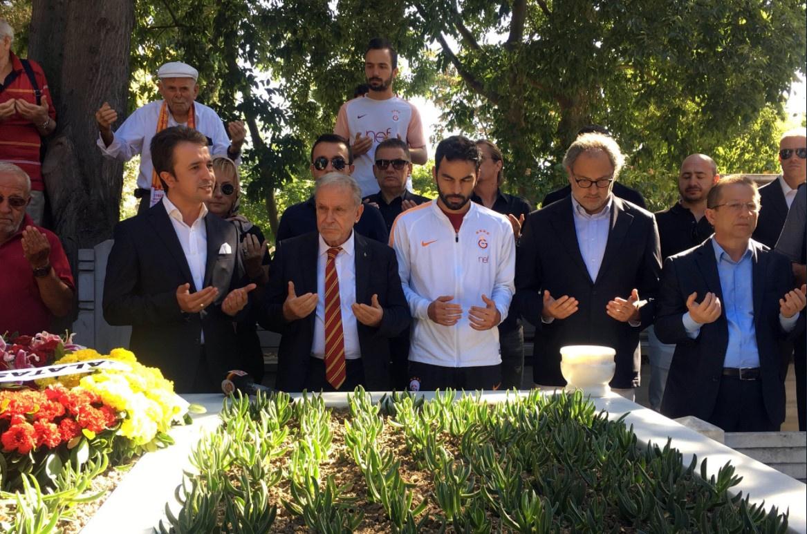 Galatasaray Metin Oktay