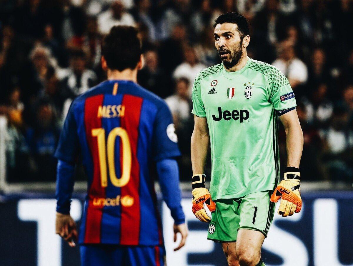 Barcelona Juve