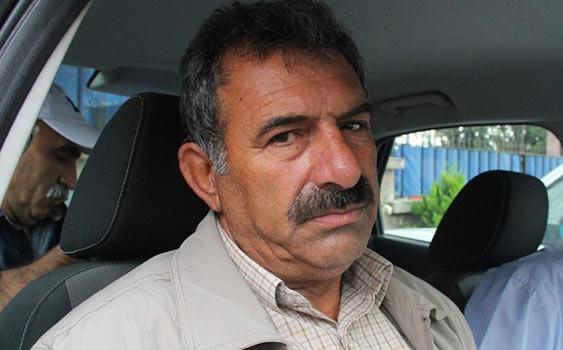 Abdullah Öcalan'ın kardeşi Mehmet Öcalan