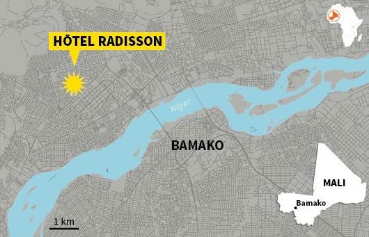 Mali nerede, Mali neresi, Malide kaç müslüman var, Mali otel baskını, Mali son dakika terör