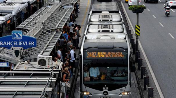 İETTden yeni metrobüs uygulamasıyla ilgili açıklama