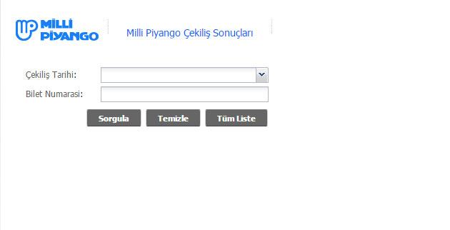 milli piyango bilet sorgulama ekranı 9 ocak çekilişi
