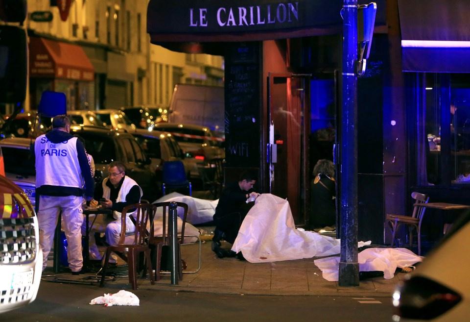 Paris patlaması katliamda ölenlerin sayısı 129'a yükseldi.