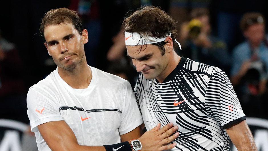 Roger Federer, Avustralya Açık'ta şampiyonluğa ulaştı.