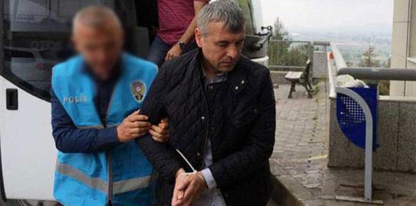 Şaban Yıldırım FETÖ'den gözaltına alındı