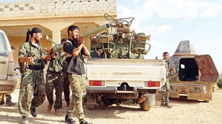 ABD ve PKK'nın Suriye'de kurduğu yeni örgüt! Hedef Türkiye