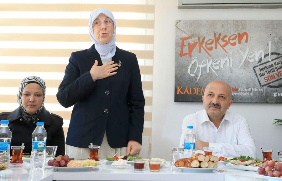 aile bakanı sema ramazanoglu kimdir nereli