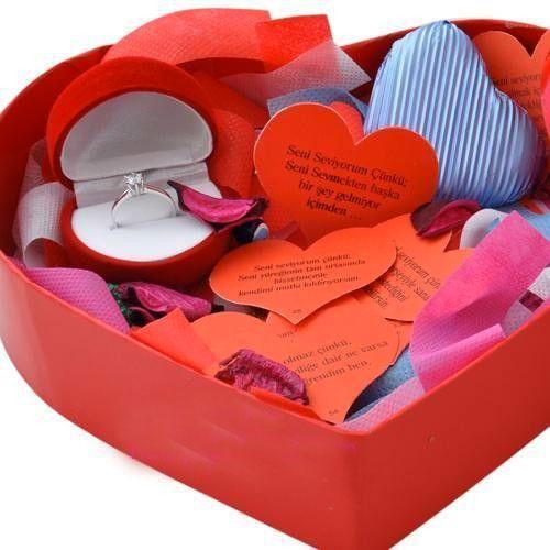 Sevgiler Günü hediyeleri sürpriz fikirler