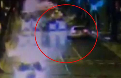 Sinan Çetin oğlu rüzgar çetin trafik kazası görüntüleri