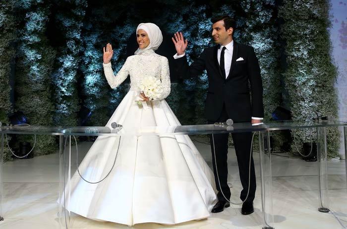 Sümeyye Erdoğan kocası kimdir