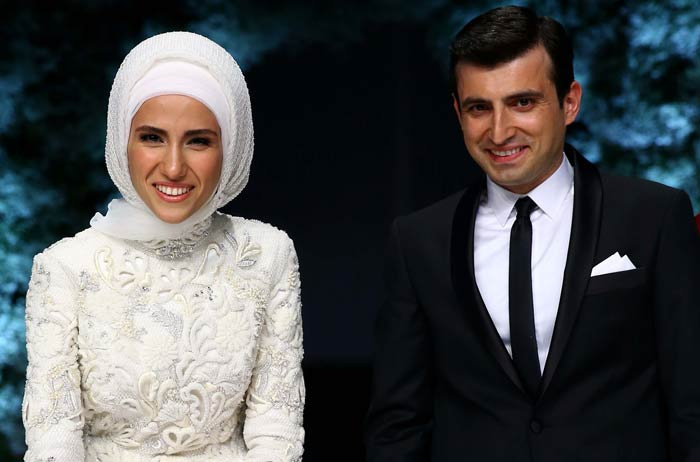 Sümeyye Erdoğan'ın kocası Selçuk Bayraktar kimdir nereli ne iş yapar