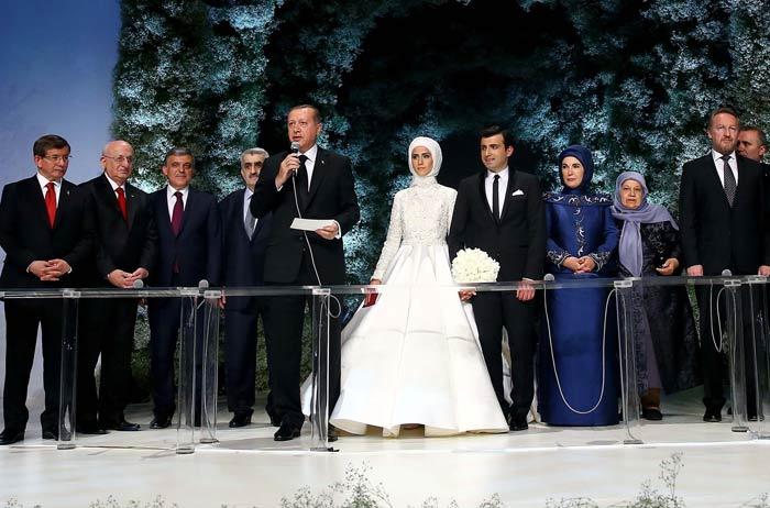 Sümeyye Erdoğan eşi kim