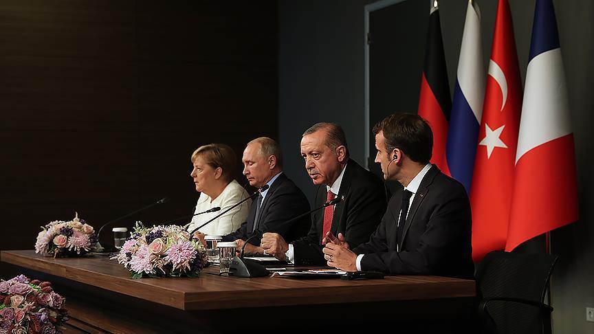 Zirve sonrası Erdoğan'dan flaş açıklamalar…