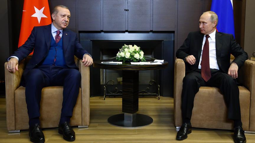 Image result for Putin Erdoğan Soçi