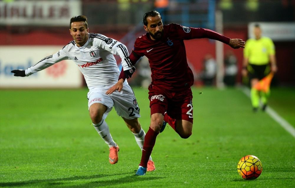 Trabzonspor Beşiktaş derbi