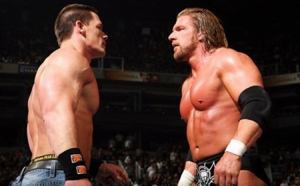 Triple H ve John Cena