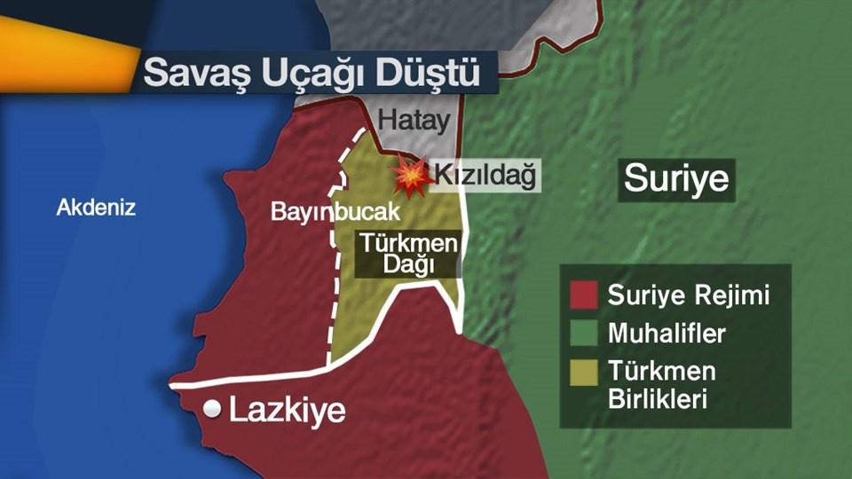 Türkiye Rus uçağını düşürdü peki şimdi ne olacak