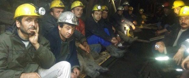 kilimli madenci grevi son durum