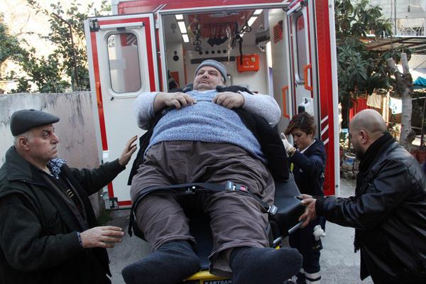 Kiloları yüzünden hastanelik olmuştu Murat Öncü'den haber var - Sayfa 1